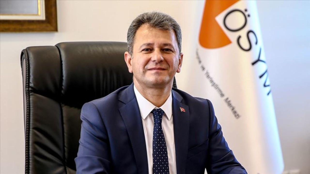 ÖSYM Başkanı Halis Aygün'den YKS açıklaması: Gerekli tedbirler alındı