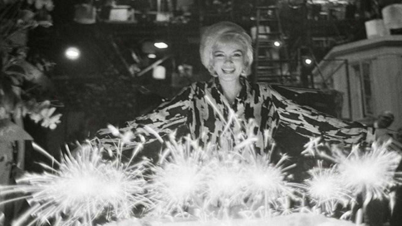 Marilyn Monroe'nun hiç görülmemiş fotoğrafları kitap oluyor