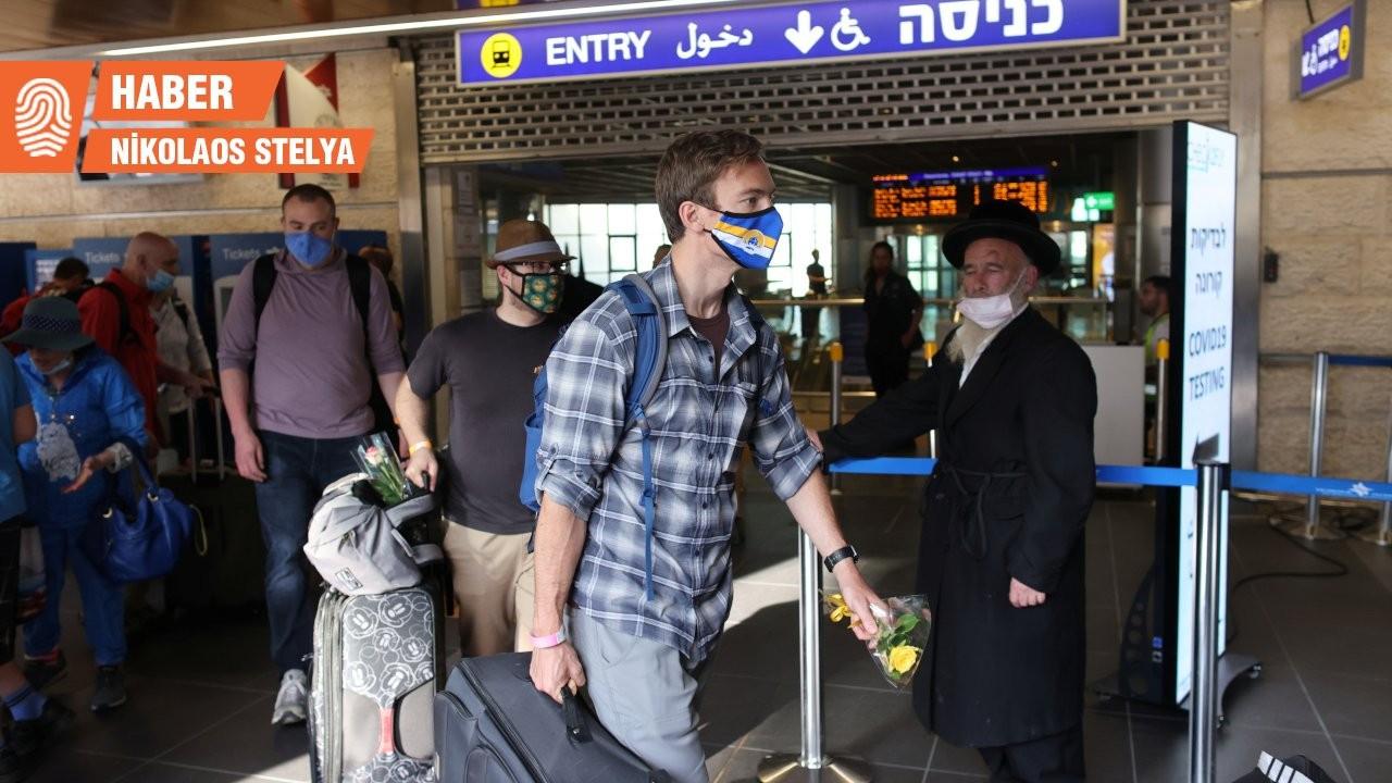 İsrail'de Delta alarmı: Kıbrıs'tan dönen 1000 kişi karantinada