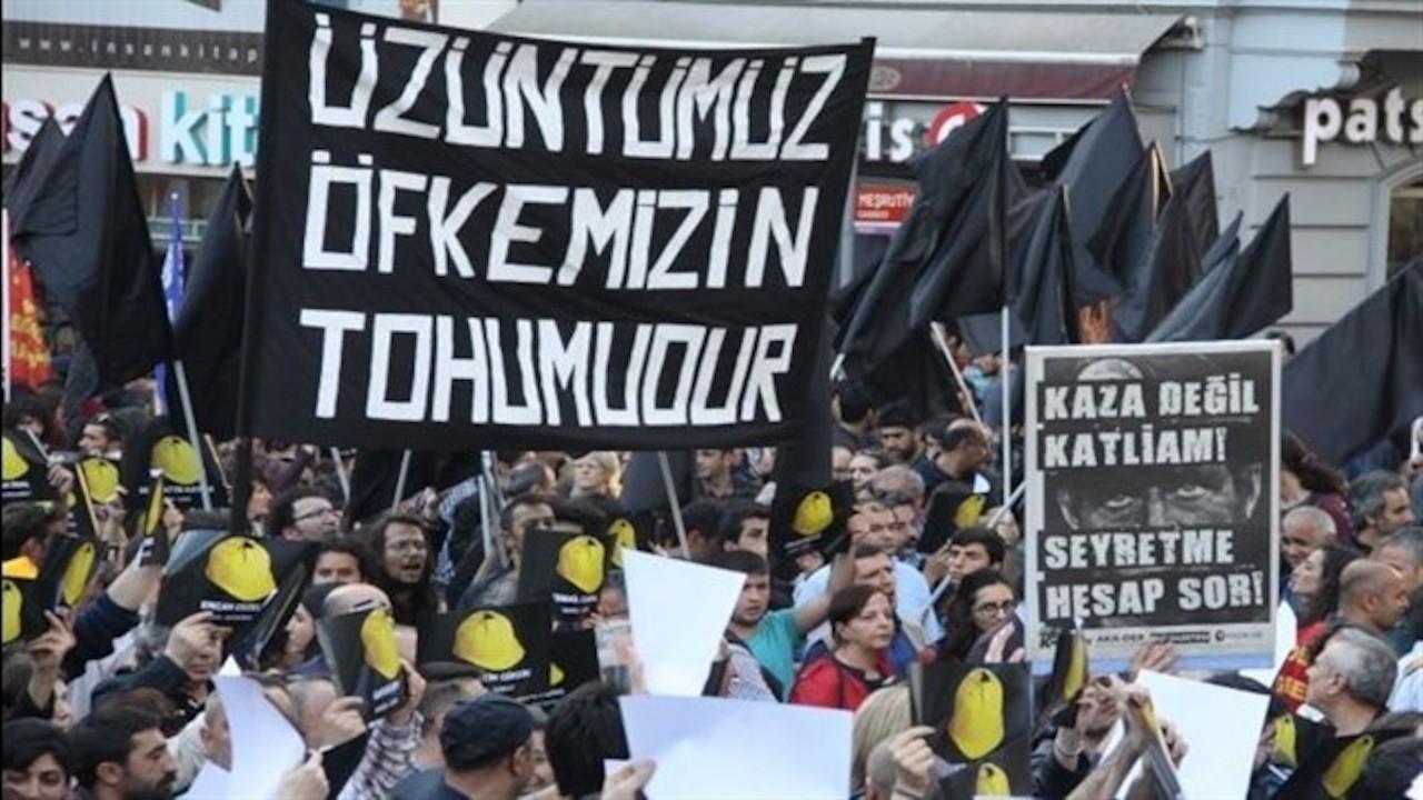 Danıştay'dan Soma katliamında 12 kamu görevlisine soruşturma izni