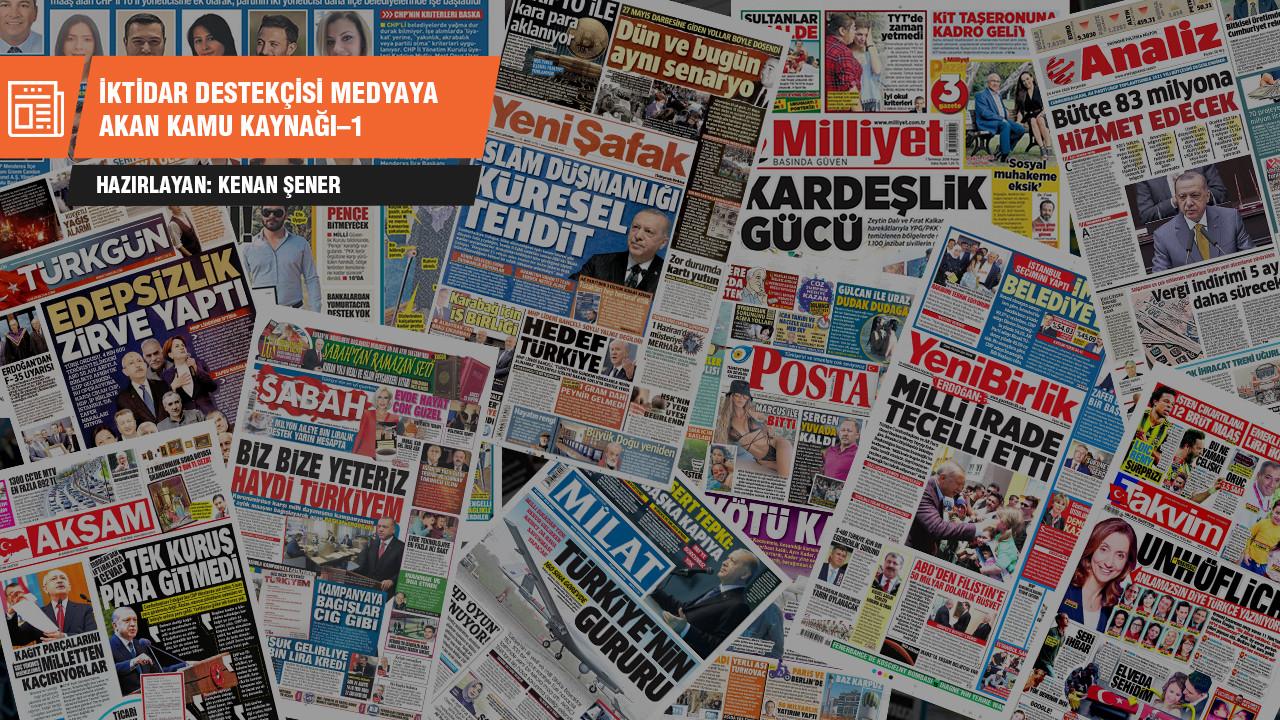 İktidar gazetelerine kamu bankalarından ne kadar reklam verildi?