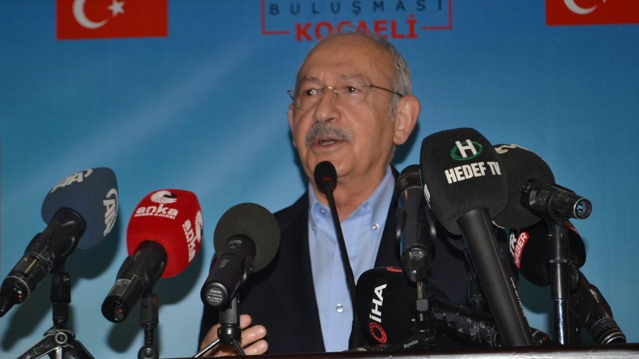 Kılıçdaroğlu: Bir parti devlet olamaz