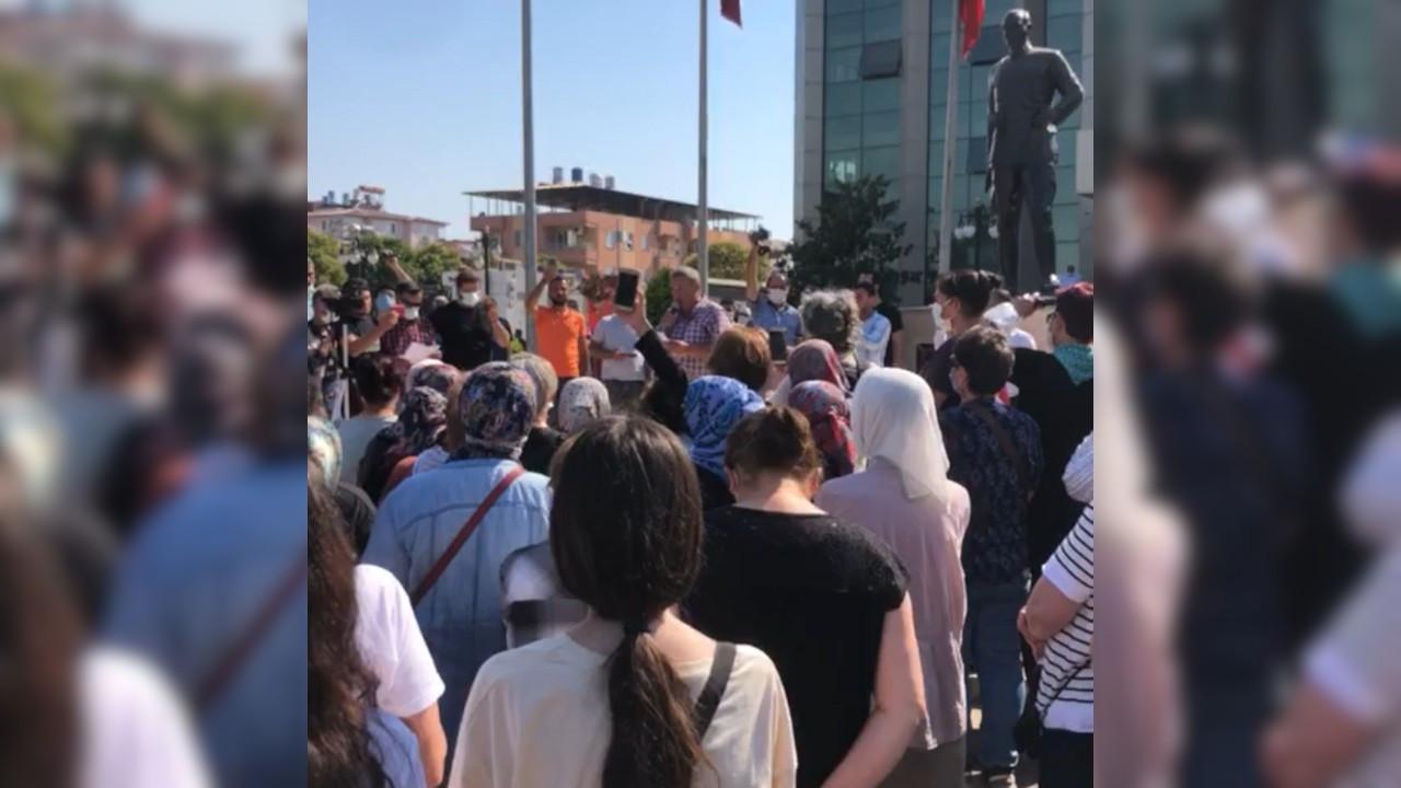 Reyhanlı'da cinsel saldırıya tepki: Bugün susarsak daha çok artacak