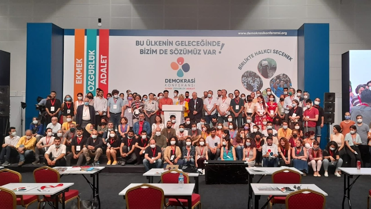 Demokrasi Konferansı bildirisi: Bulunduğumuz kavşakta tek yol var