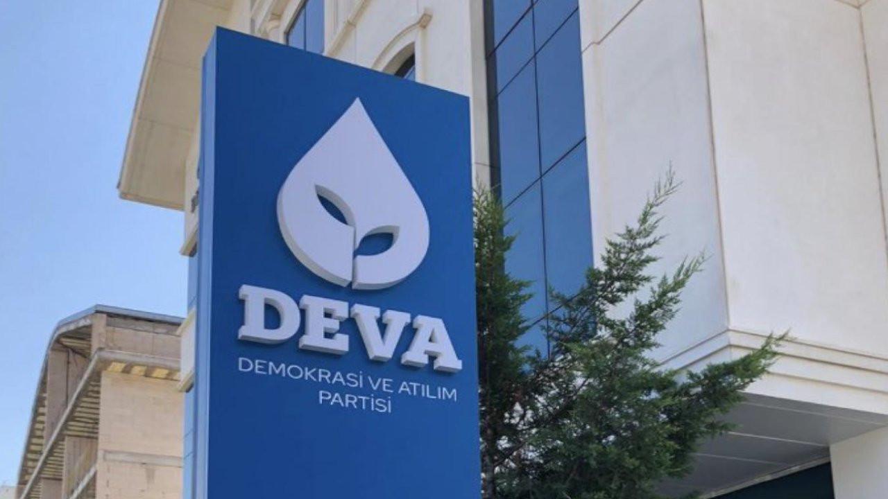 İstifa eden DEVA il başkanı: İstifa ettirilmedim, kendim ayrıldım