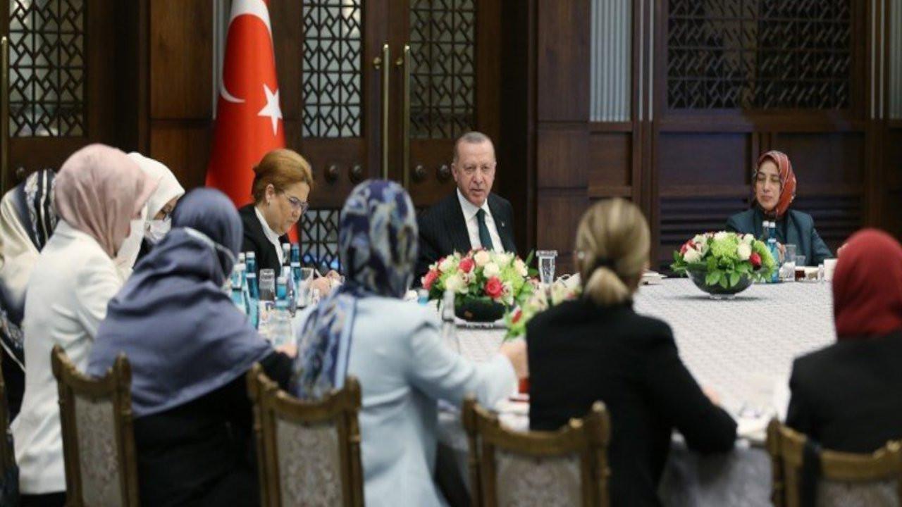 'İhvan-Peker bağlantısından Beştepe'de kadın toplantısına'