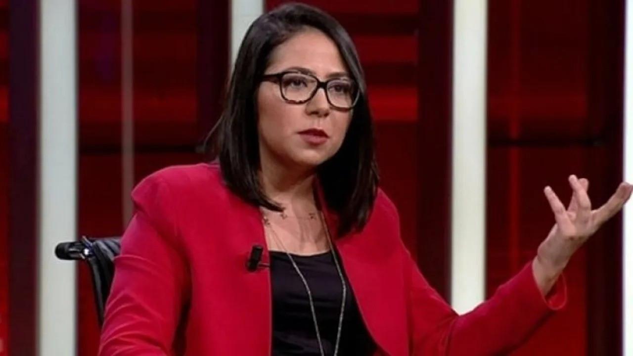 Sera Kadıgil Sütlü CHP'den istifa etti