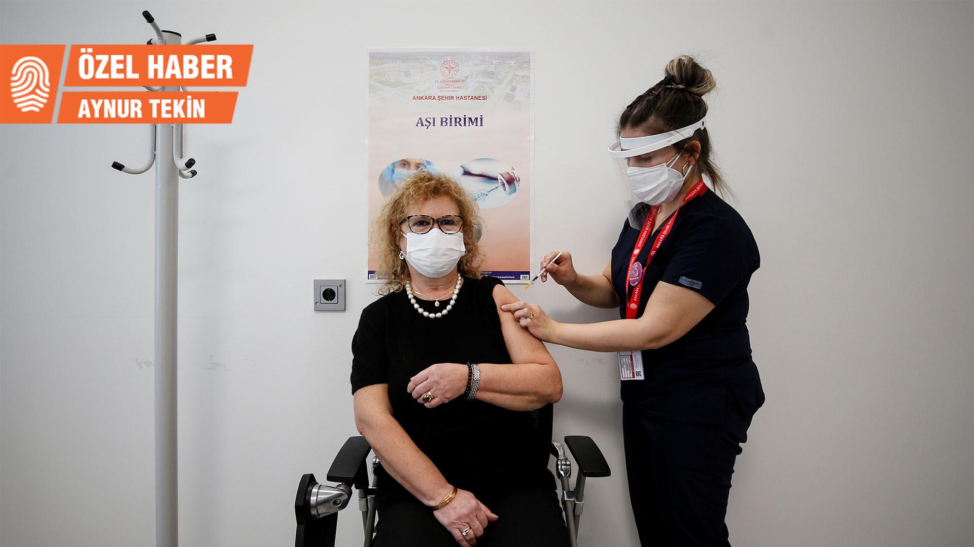 'ASM'lerdeki aşı yığılmaları sağlıkta şiddeti körükleyebilir'