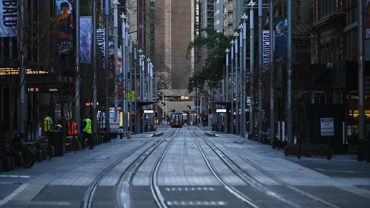Delta varyantı: Avustralya bir eyalette sokağa çıkma yasağı ilan etti
