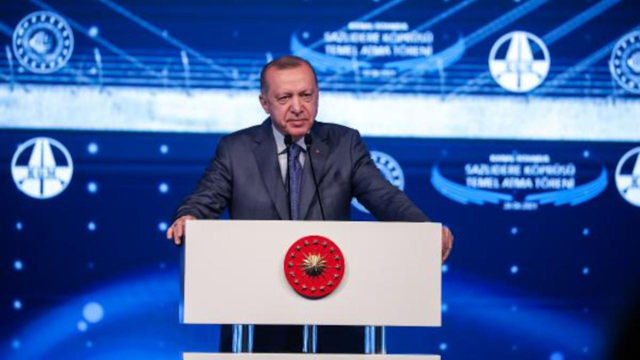 Erdoğan: Kime sorulması gerekiyorsa sorulmuştur