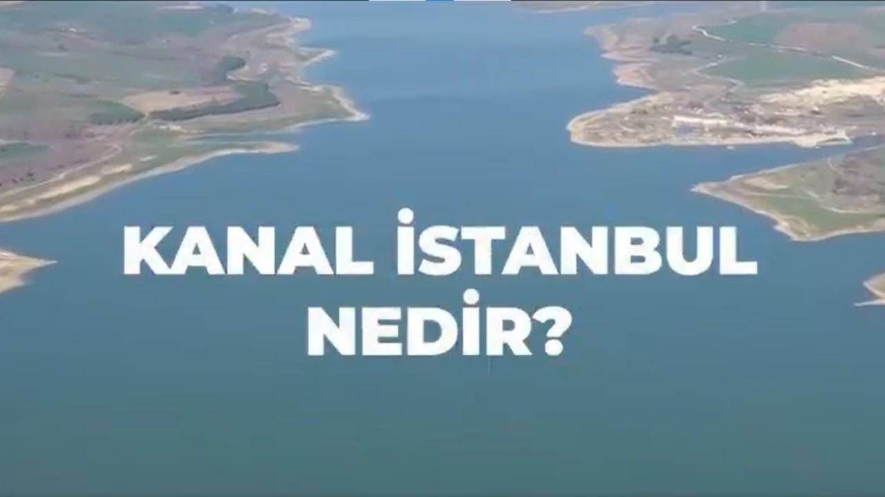 İmamoğlu: Beton kanal'la ilgili bilimsel bilgi için Kanal.istanbul