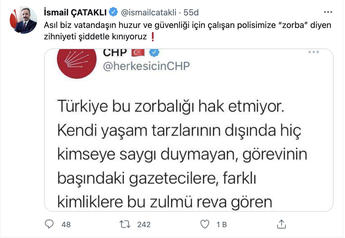 Dört bakan yardımcısından CHP'ye yanıt: Zorbalık değil - Sayfa 3