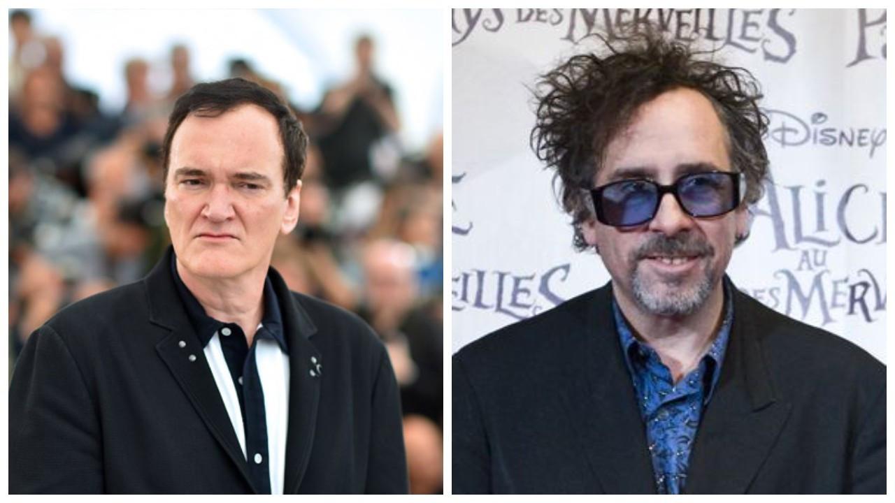 Tarantino ve Burton'a Roma'dan 'Yaşam Boyu Başarı Ödülü'