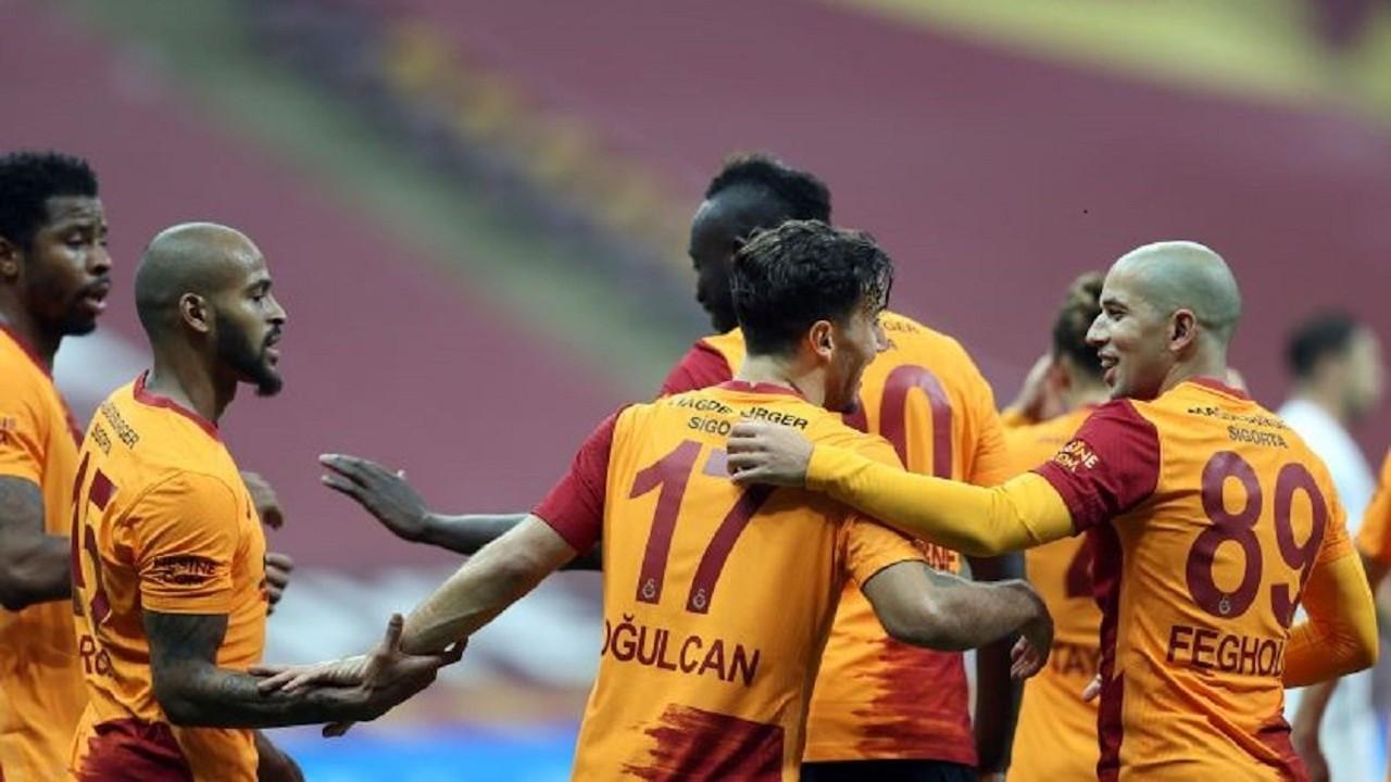 Galatasaray, hazırlık maçında Dinamo Bükreş'i 2-1 mağlup etti