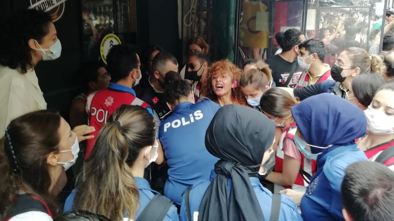 CHP'li Antmen: Kim bu nefret suçu işleyen polis?