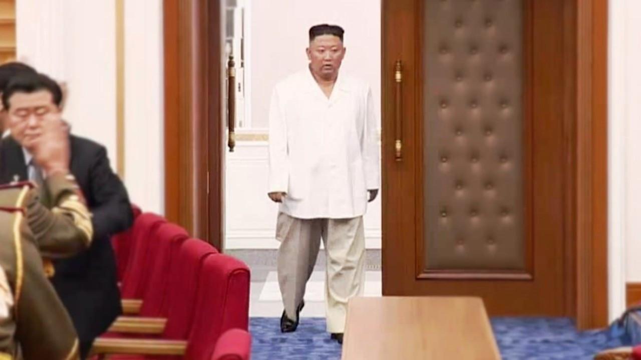 'Kuzey Kore lideri Kim'in zayıflaması herkesi ağlattı'
