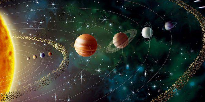 İki yeni dev gezegen keşfedildi - Sayfa 1