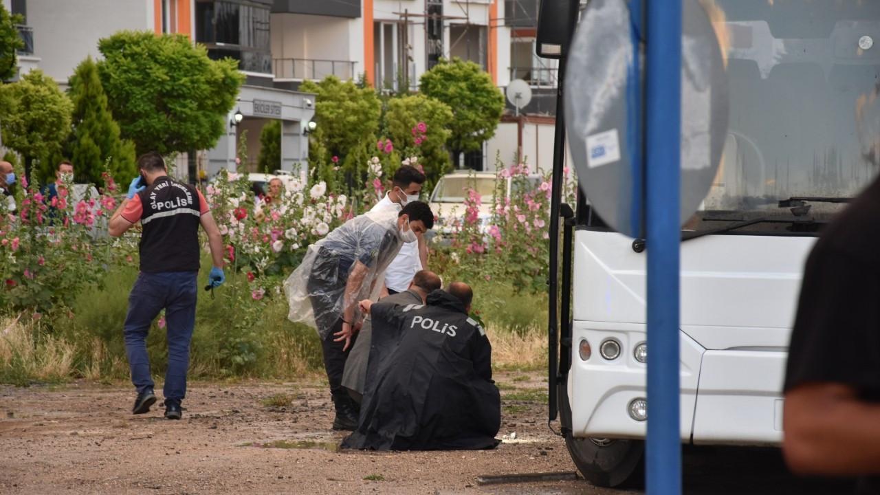 Başkentte servis otobüsü 90 yaşındaki adamı ezdi