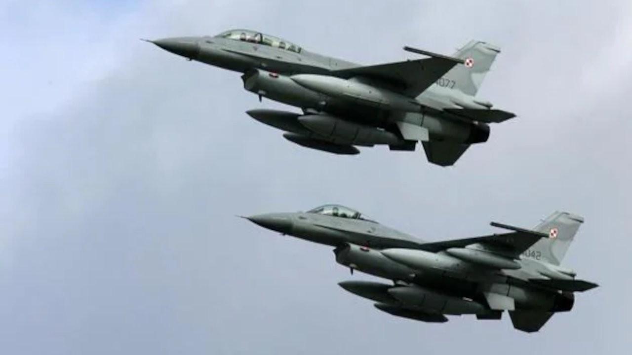 ABD, Irak ve Suriye'de hava saldırısı düzenledi