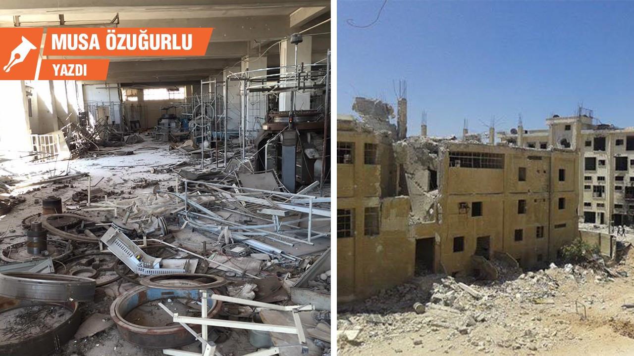Suriye yağması-2