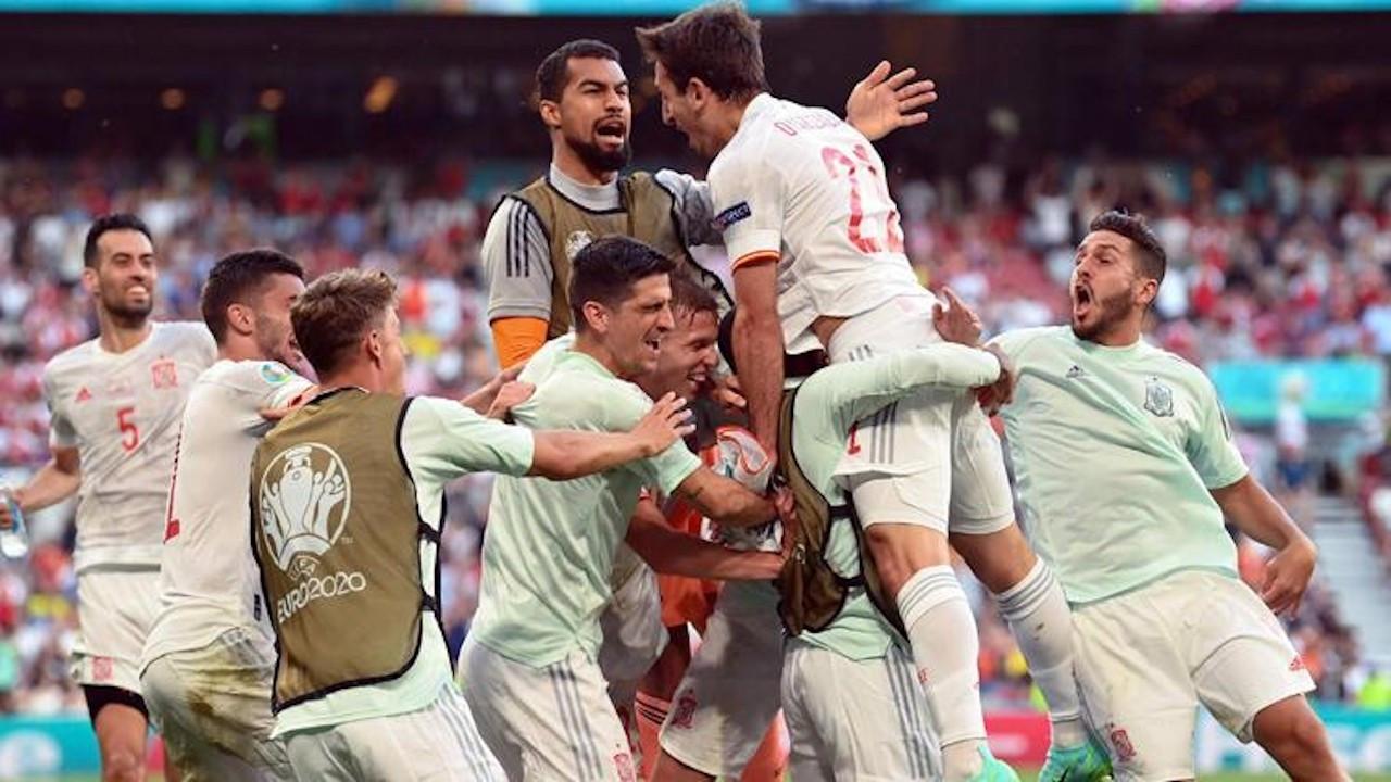 EURO 2020: İspanya çeyrek finalde