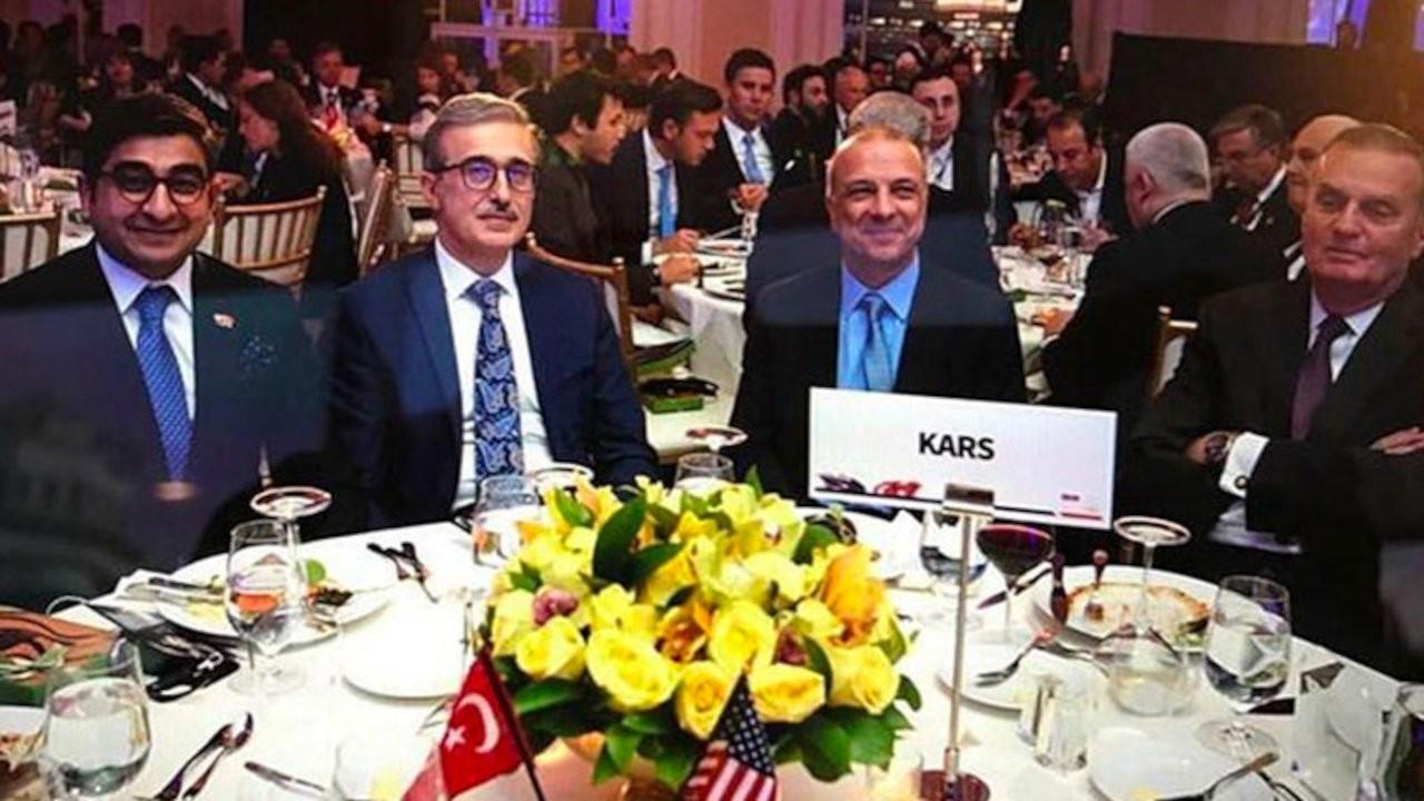 Savunma Sanayii BaşkanıDemir'in SBK ile fotoğrafı çıktı
