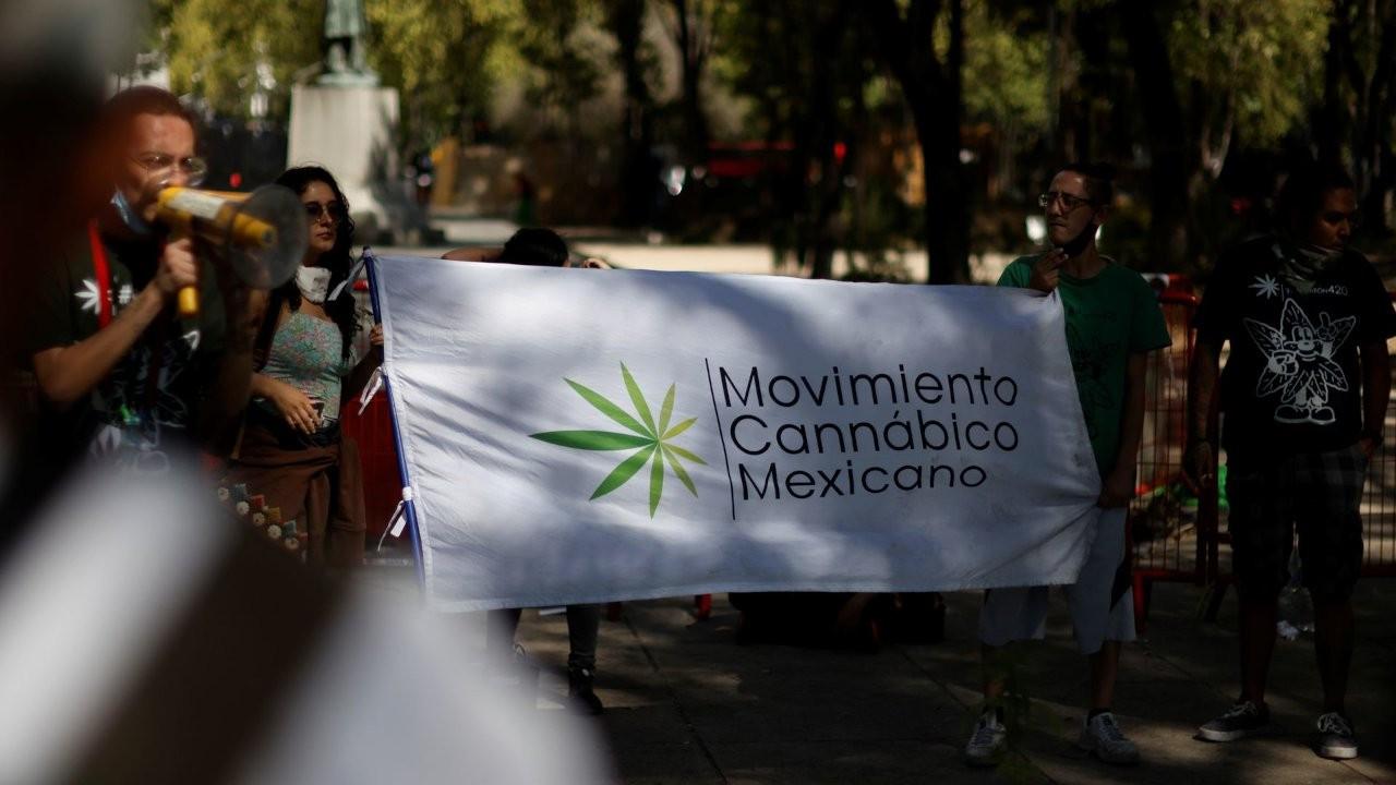 Meksika'da keyif amaçlı esrar kullanımı yasallaştırıldı