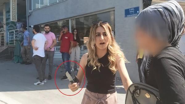 Kadına bıçaklı saldırıyı gazeteciler önledi - Sayfa 3