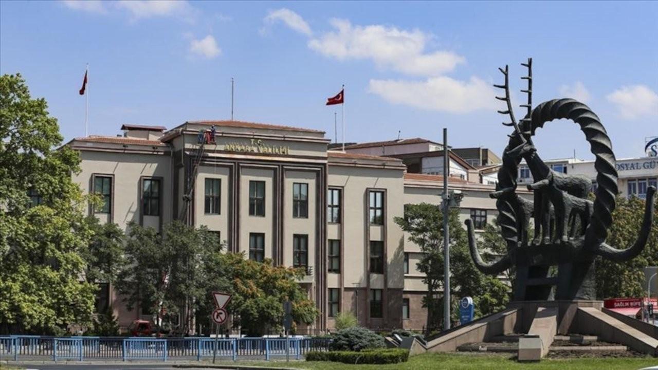 Ankara Valiliği'nden 1 Temmuz kararları