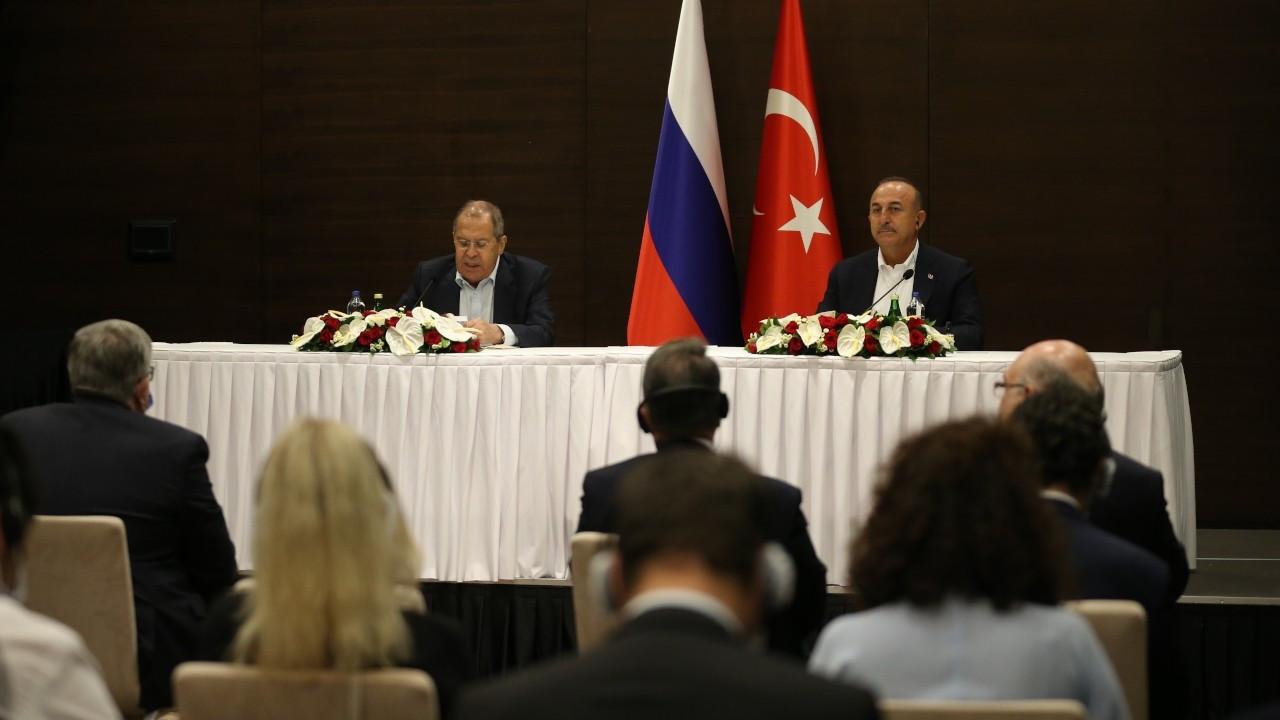 Çavuşoğlu: Kanal İstanbul, Montrö Anlaşması'nı etkilemeyecek