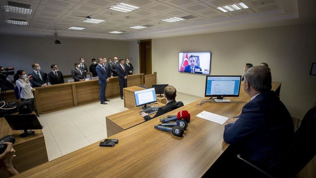 Mahkemelerde online duruşma dönemi başlıyor