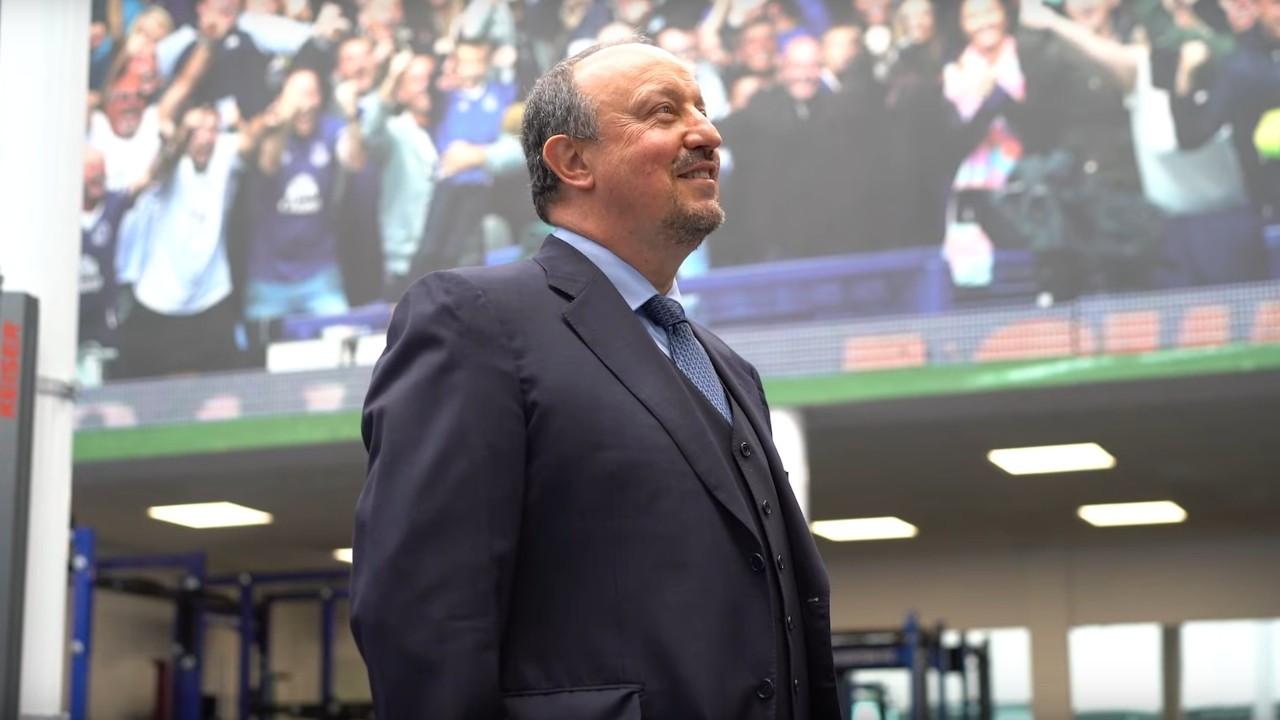 Rafael Benitez, Everton'ı çalıştıracak