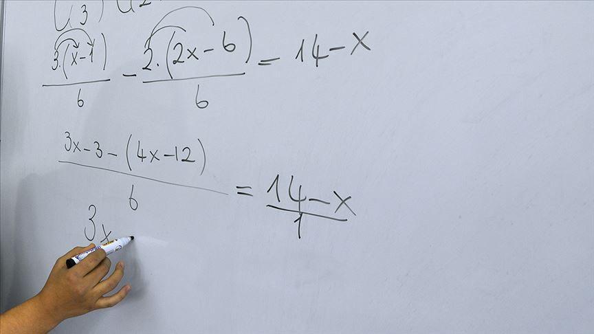 LGS'de doğru cevap ortalaması Türkçe'de 9, Matematik'te 4 - Sayfa 1