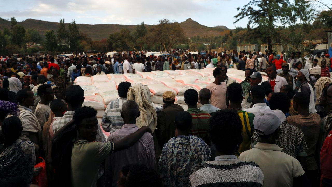 Tigray bölgesinde yaşanan kıtlığın önüne geçilebilir