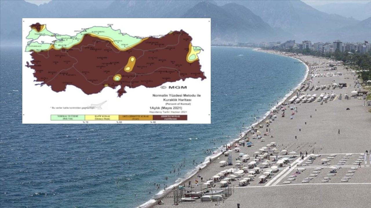 Prof. Dr. Kurnaz: Antalya'nın iklimi, 2100'de Kahire gibi olacak