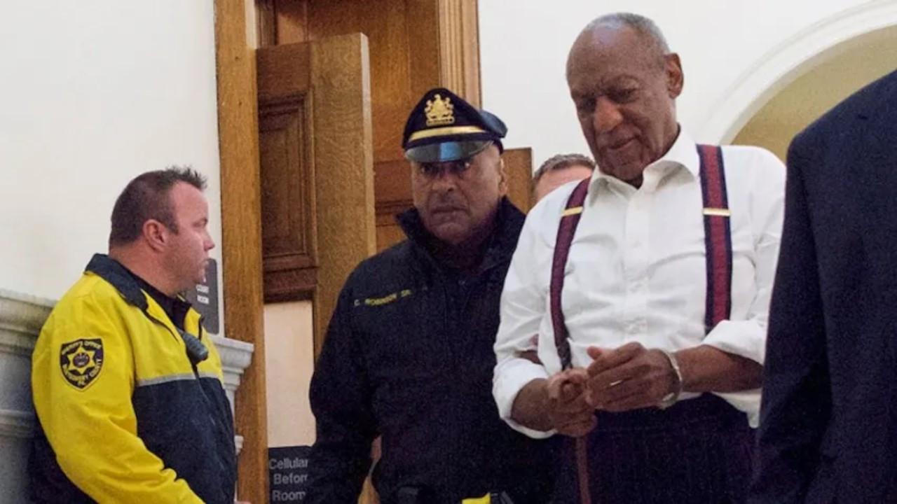 Tacizden ceza alan komedyen Bill Cosby serbest bırakıldı