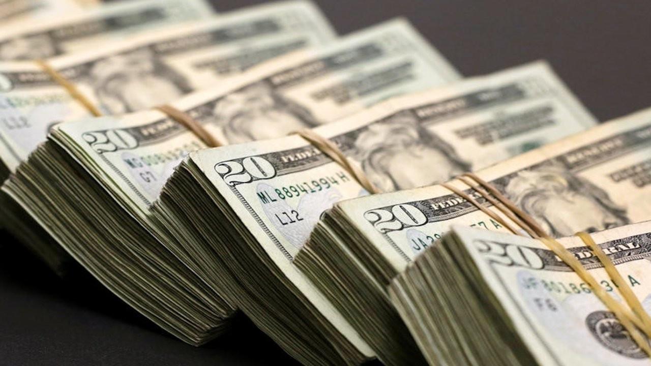Döviz mevduatları 620 milyon dolar arttı