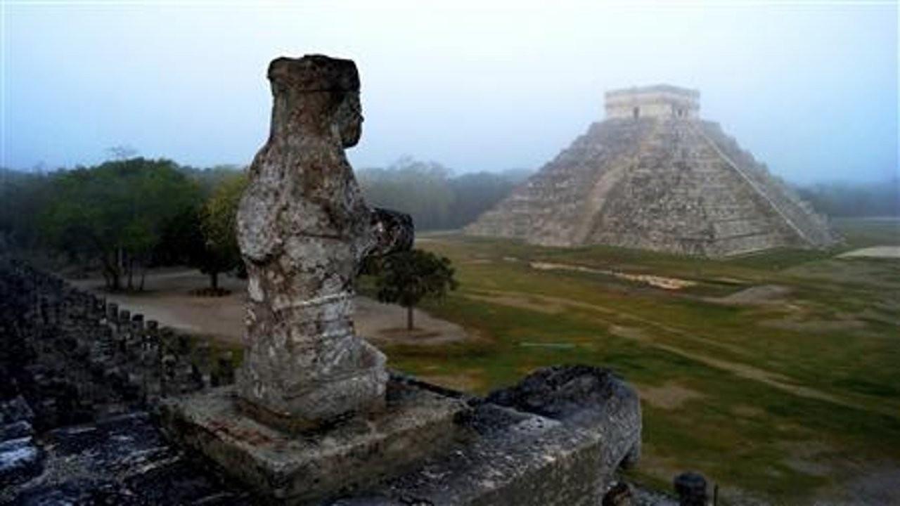 Dışkı araştırması:Mayalar da iklimsel değişimlerden etkilendi