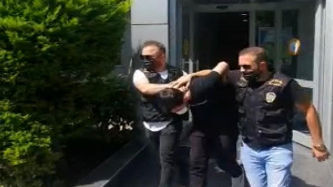 Tacizci İstanbul Kart'tan yakalandı