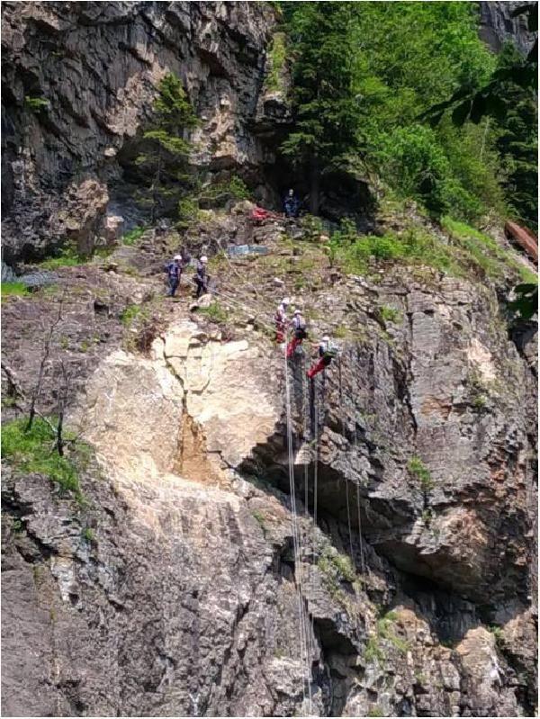Sümela Manastırı'nda 360 tonluk tehlike - Sayfa 2