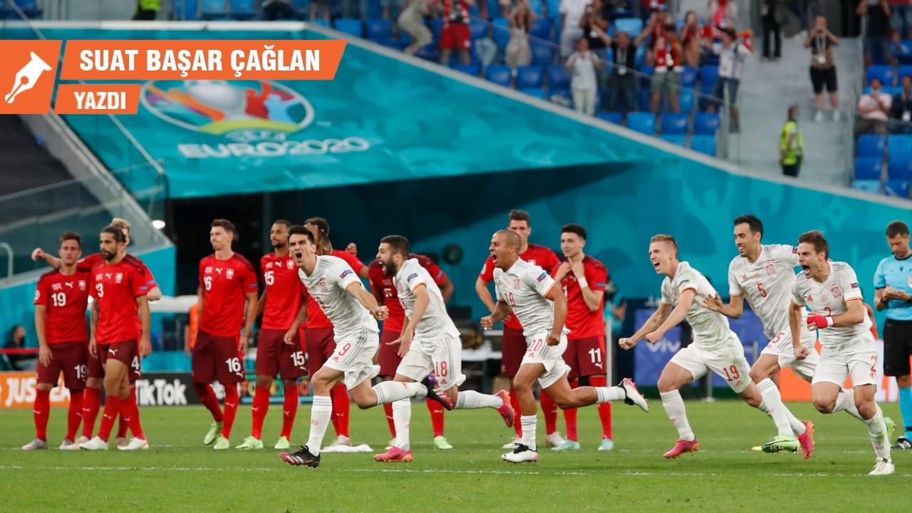 Sinsi İspanya yarı finali buldu