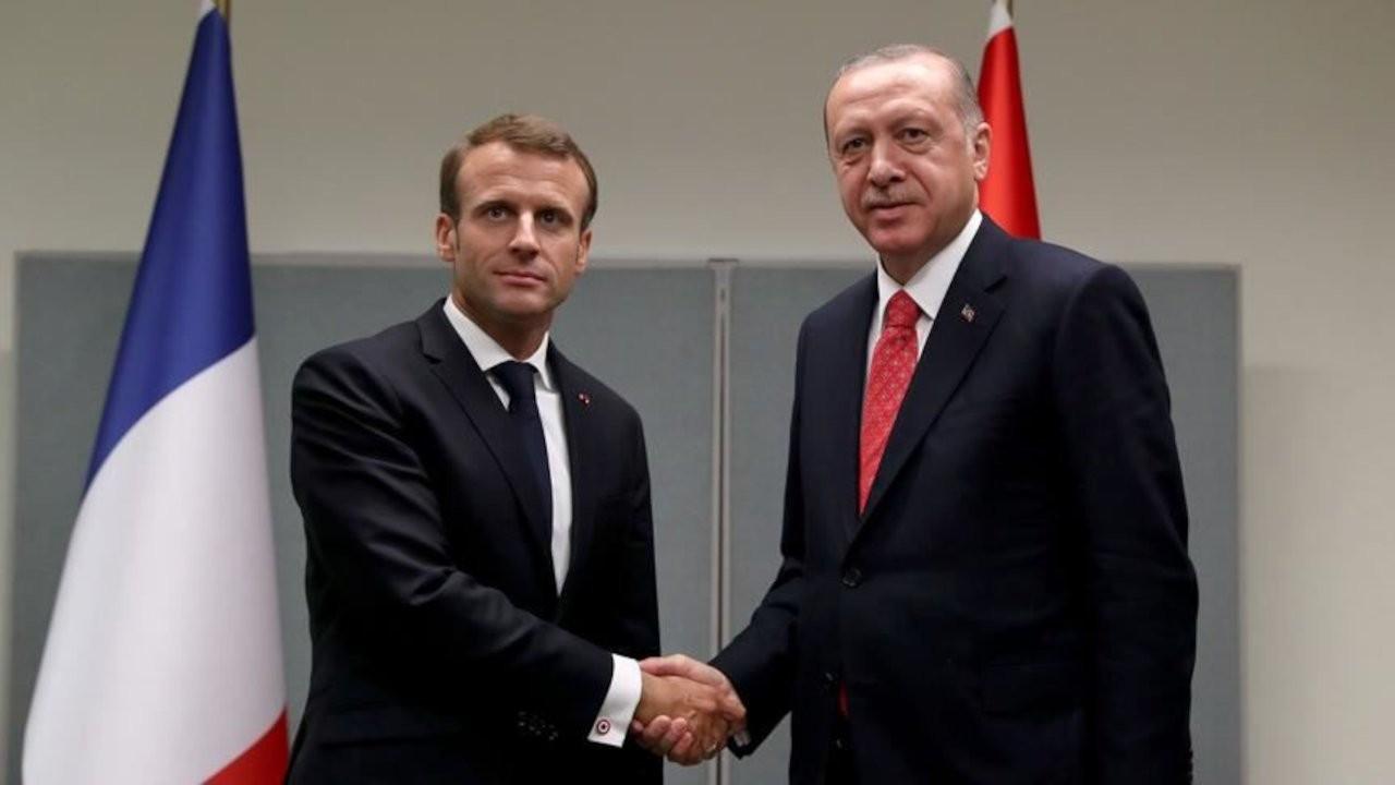 Bloomberg: Erdoğan ile Macron arasındaki ateşkes uzun sürmeyecek