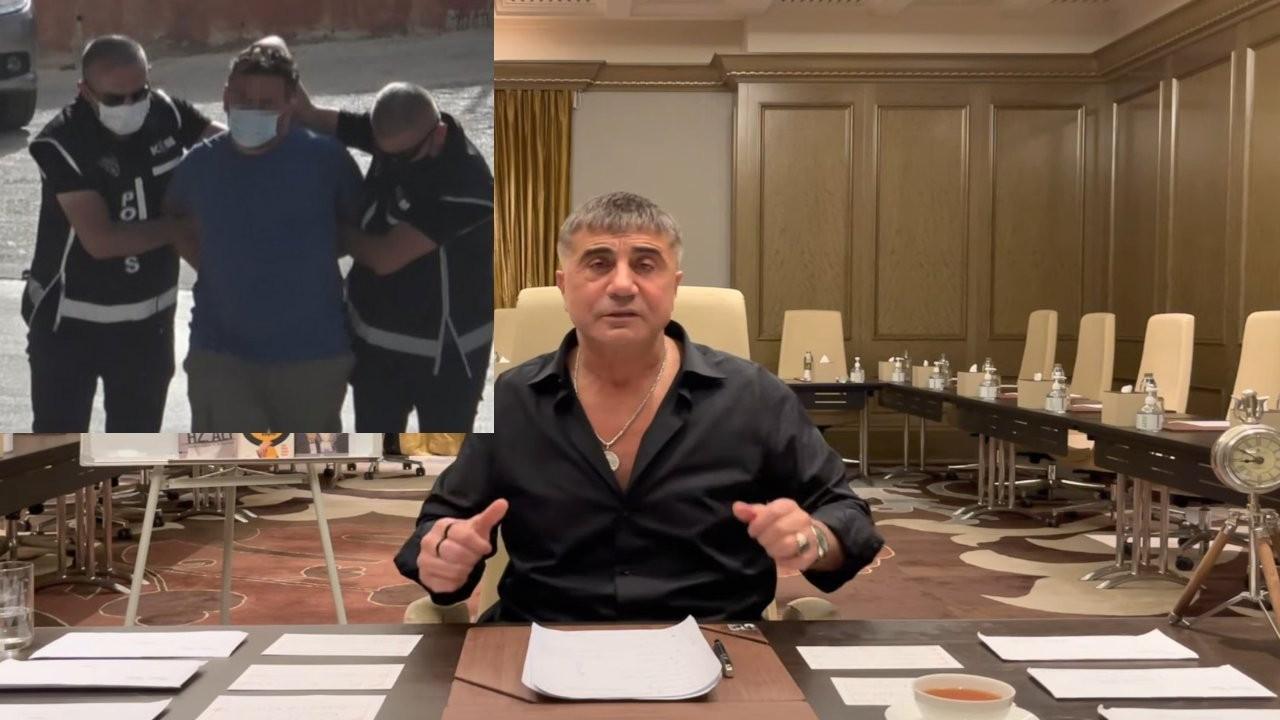 Sedat Peker videolarına yorum yapan İrfan Aydın gözaltına alındı