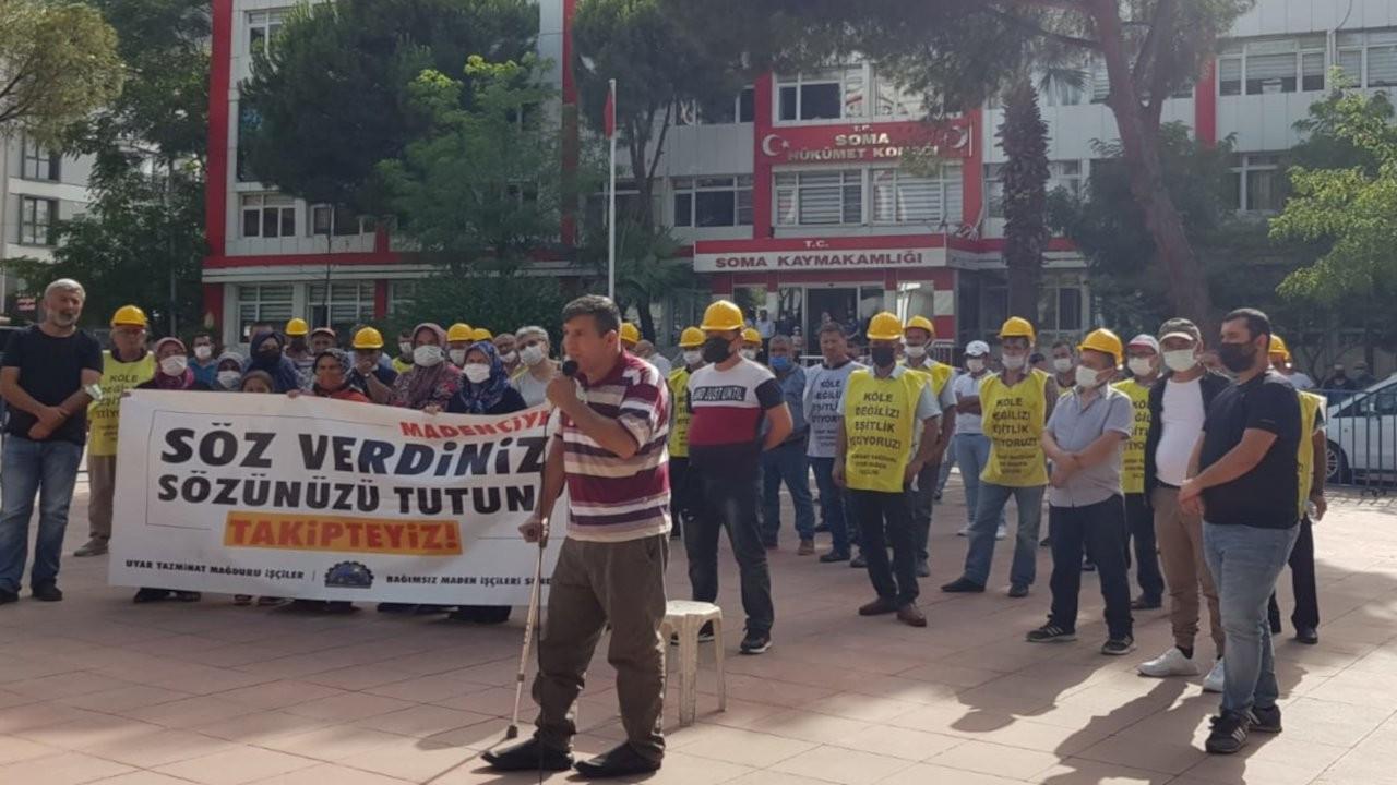 Söz yine tutulmadı: Somalı madenciler 4 Temmuz'da Ankara'ya gidecek