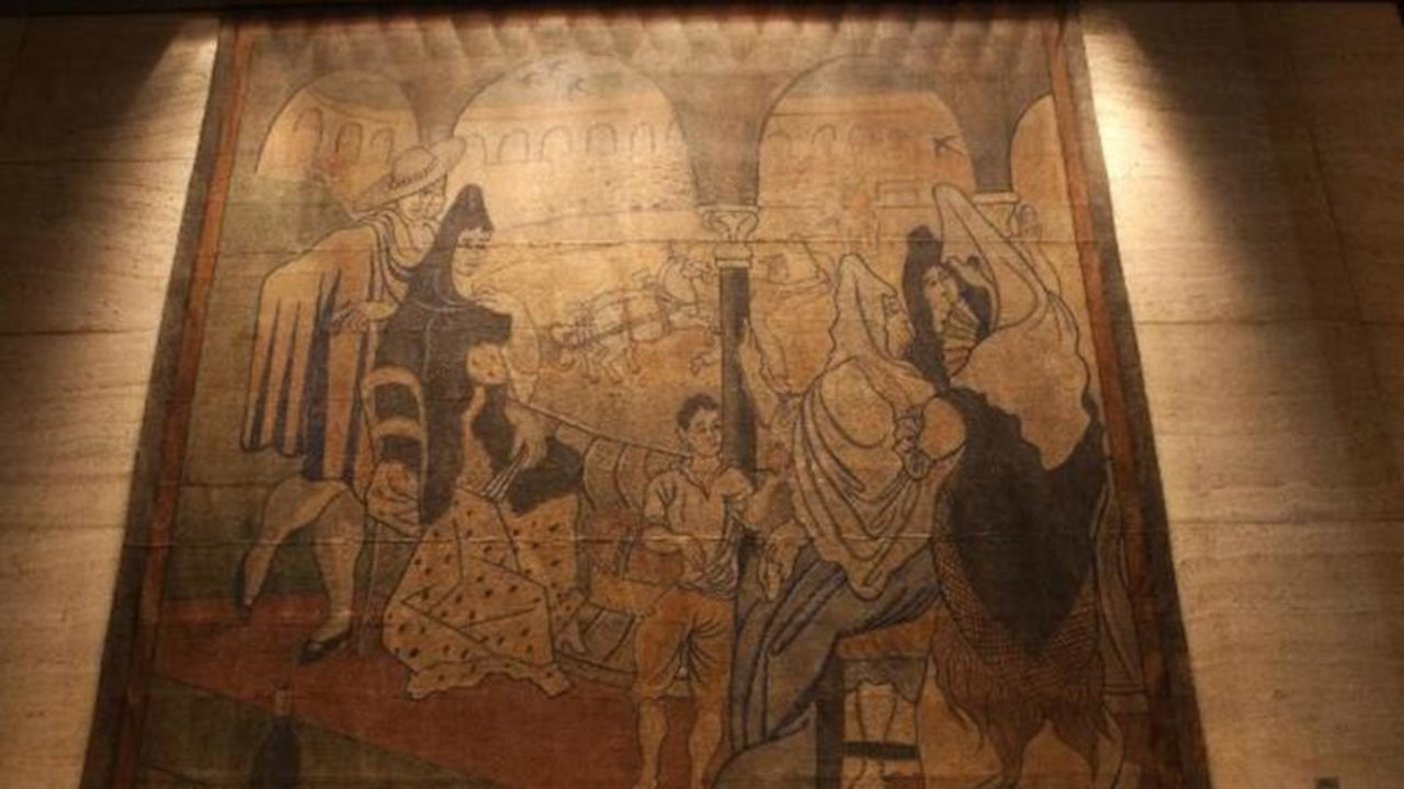 Picasso'nun olduğu düşünülen tablo 50 yıl saklandıktan sonra satıldı