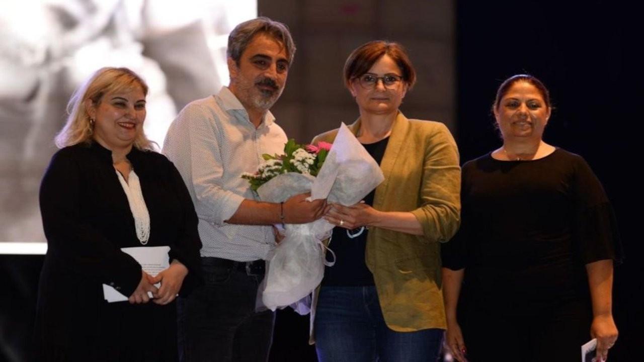 Seyyidhan Kömürcü, Metin Altıok Şiir Ödülü'nü Deniz Poyraz'a adadı