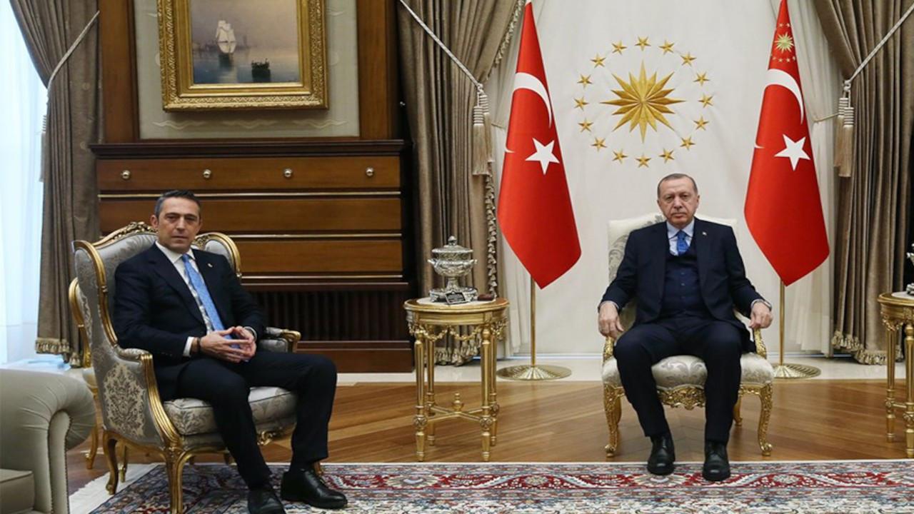 Erdoğan'dan Fenerbahçe'ye 3 Temmuz mektubu
