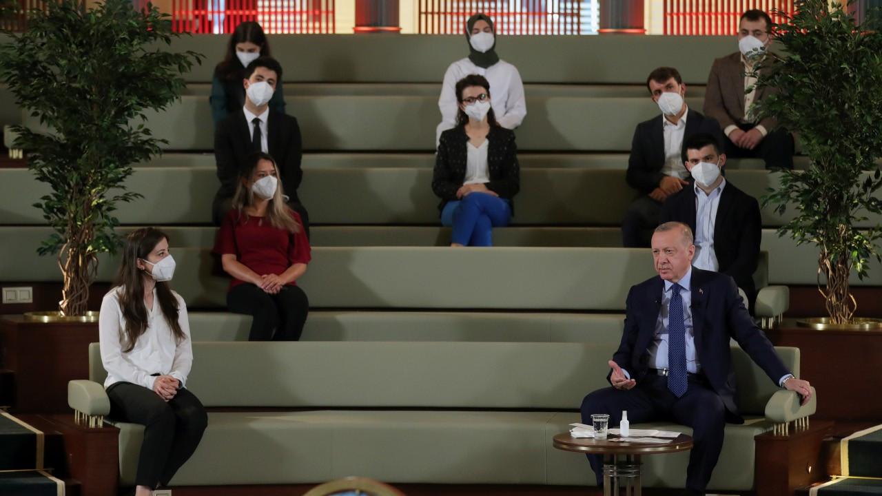'Türkiye'de akademik özgürlüğün olmadığı bir üniversite filan yok'