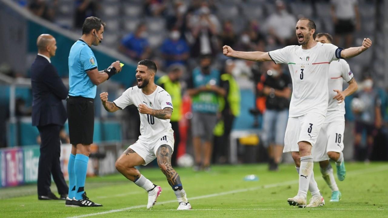 İtalya, yarı finalde İspanya'yla eşleşti