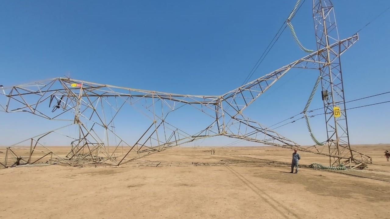 Irak: Elektrik santrallerine düzenlenen saldırılarda 7 kişi öldü